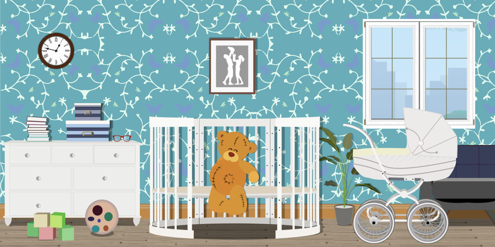 5 Ways to Prepare Your Home for a Baby